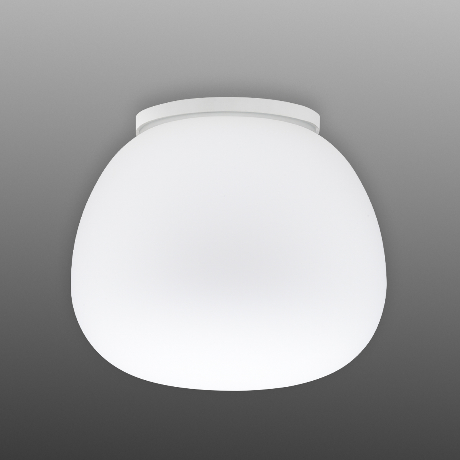 Fabbian Mochi - lámpara de techo de 38 cm