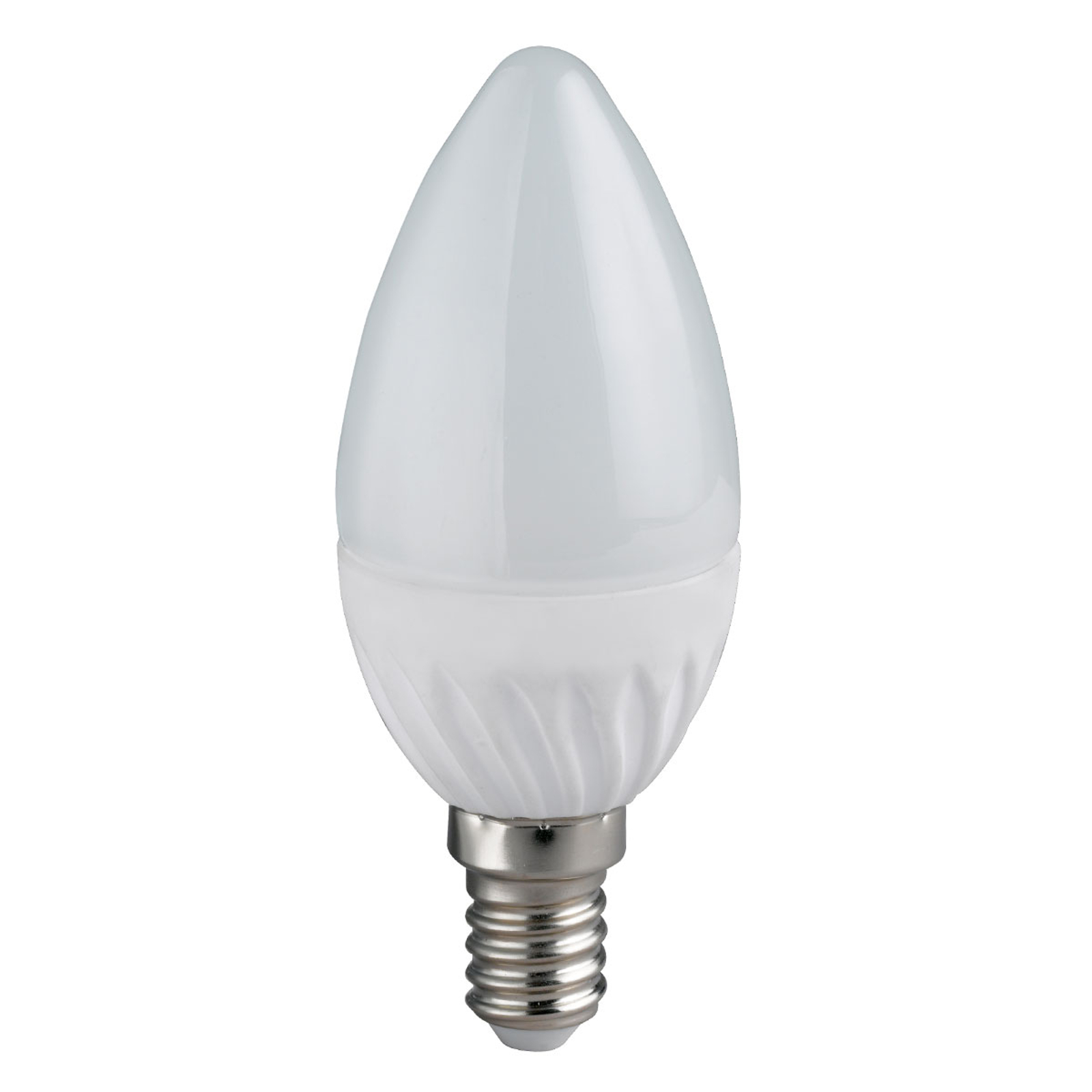 Candela LED E14 5W, dimming, bianco caldo