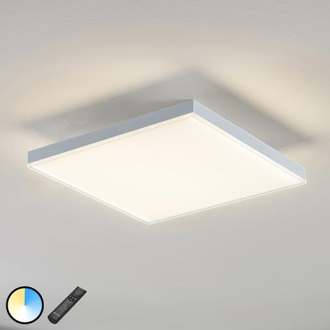 LED paneel Blaan CCT, afstandsbed. 29,5 x 29,5 cm