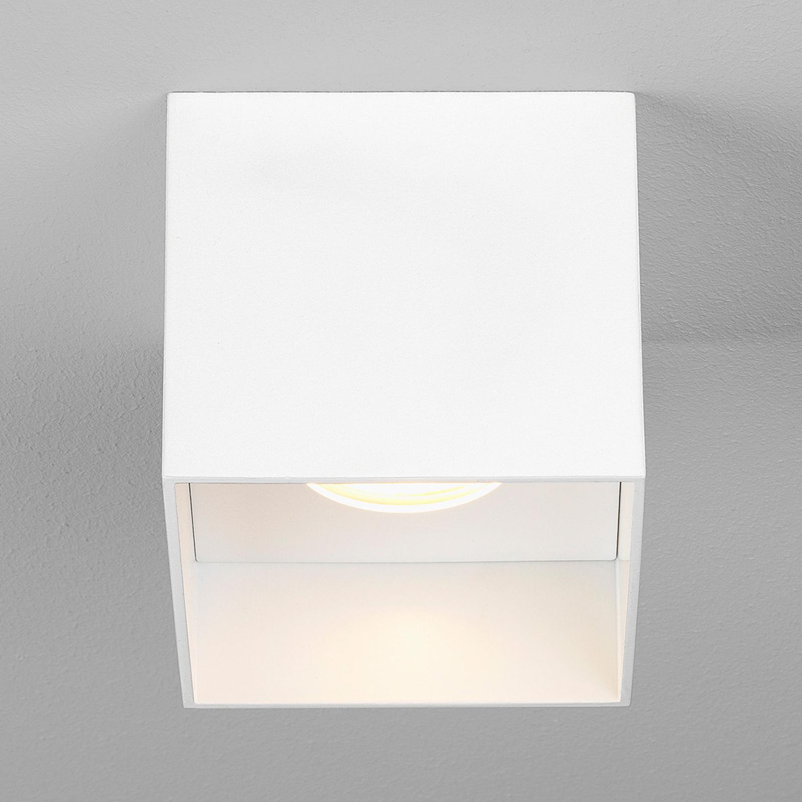 Astro Osca Square LED-taklampe, hvit