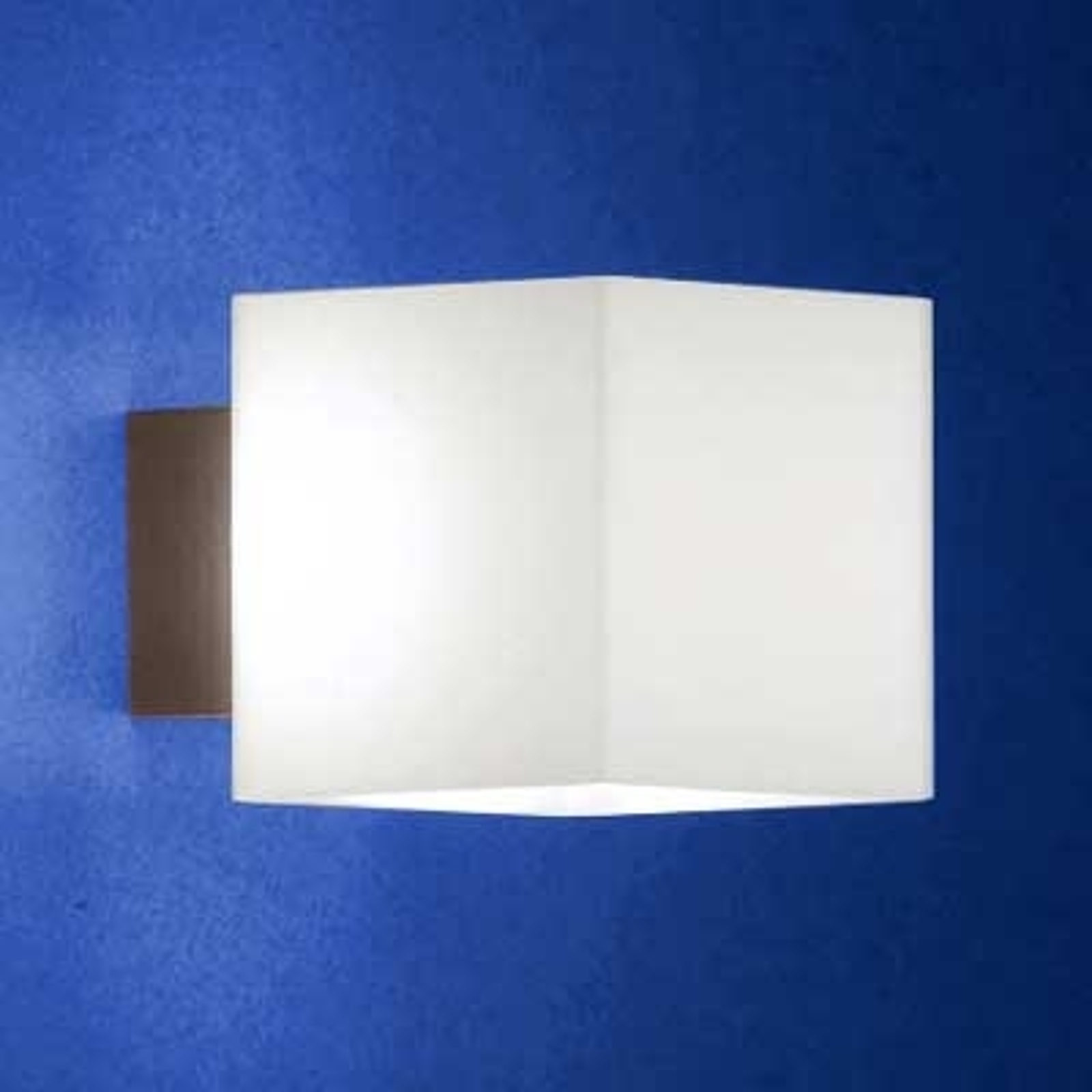 Lámpara de pared CUBE antideslumbrante