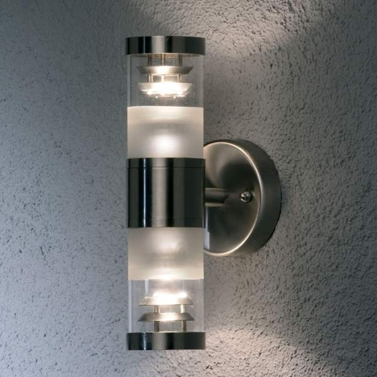 Bolzano - tweeflammige buitenwandlamp