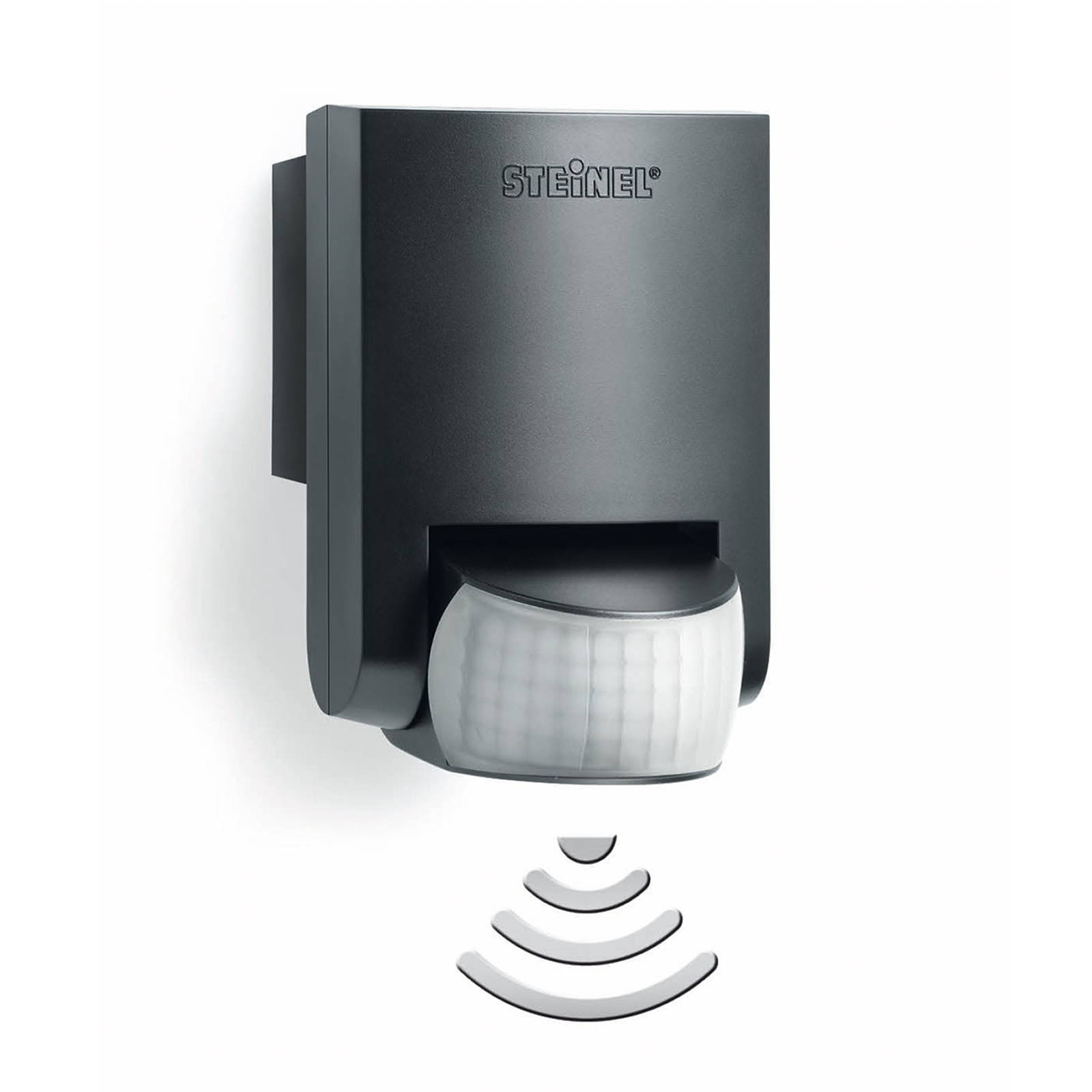 STEINEL sensor IS 130-2 i svart