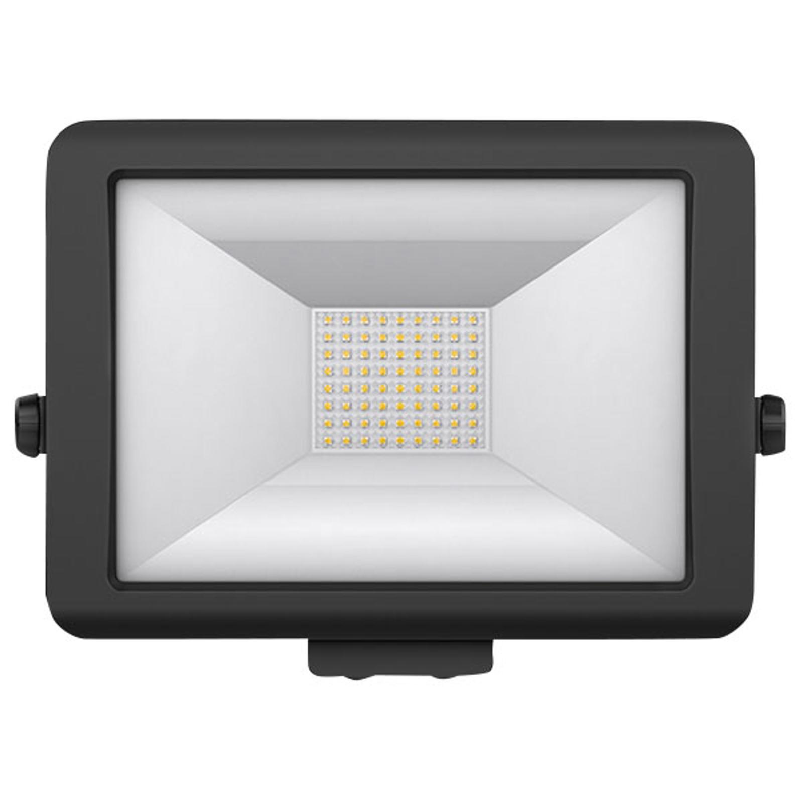 Theben theLeda B50L spot d'extérieur LED, noir