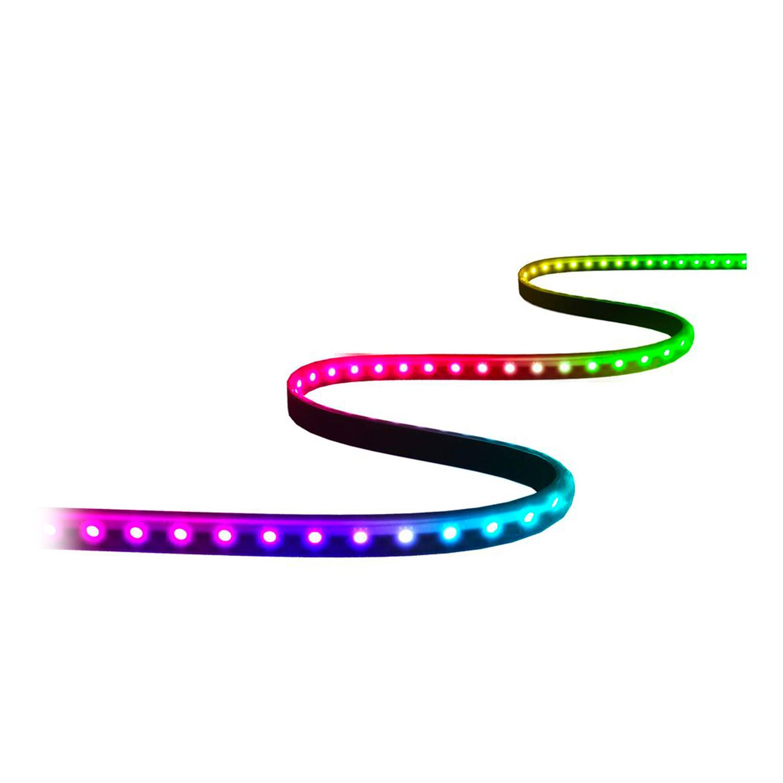 Twinkly Light Line LED-stripe RGB 1,5m utvidelse