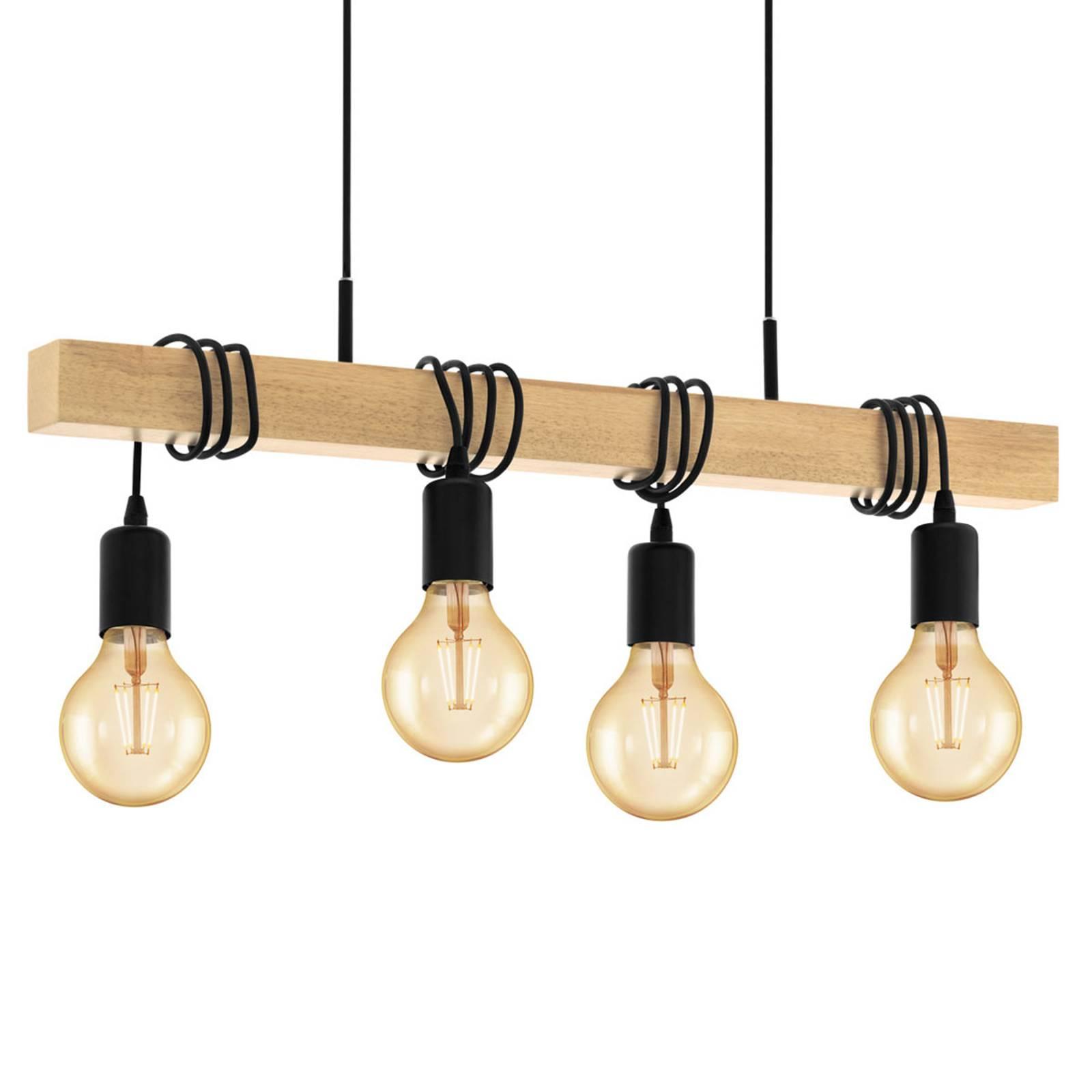 Lampa wisząca Townshend, 4-punktowa