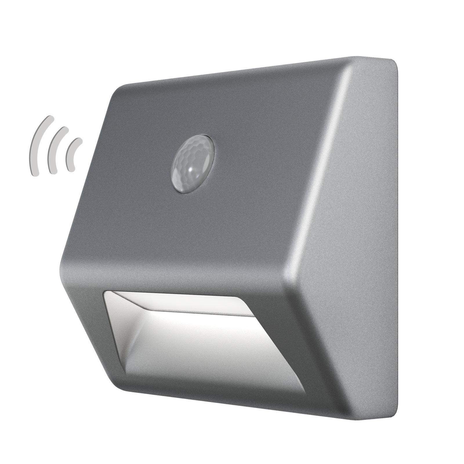 LEDVANCE Nightlux Stair LED-trappelampe sølv