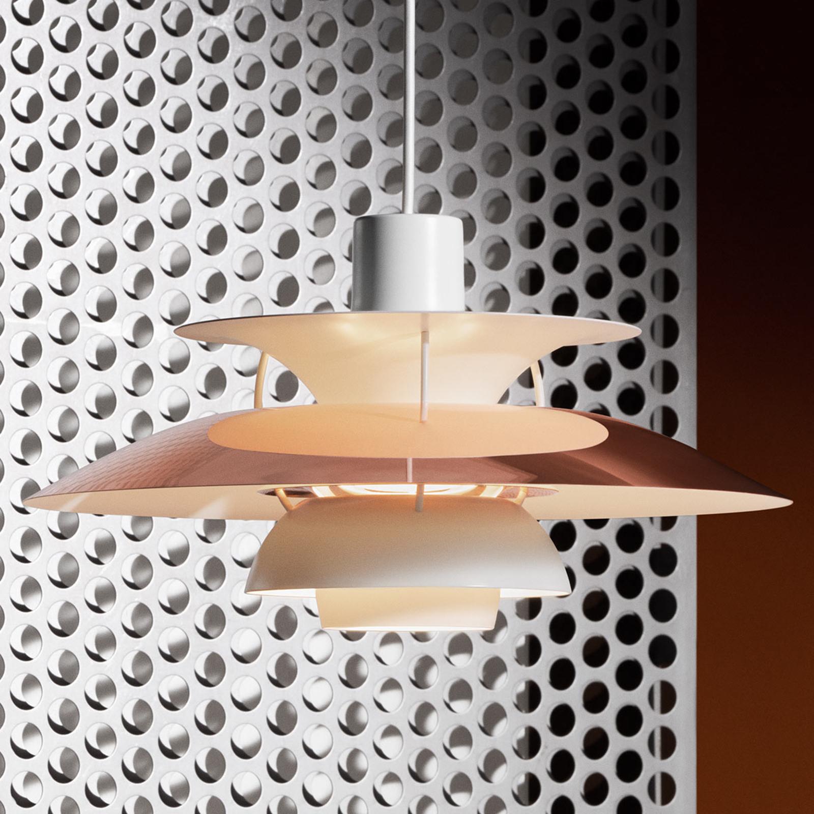 Louis Poulsen PH 5 Copper hanglamp Ø 50 cm