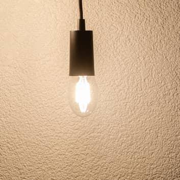 SEGULA LED žárovka E27 8W tube 2600K stmívatelný
