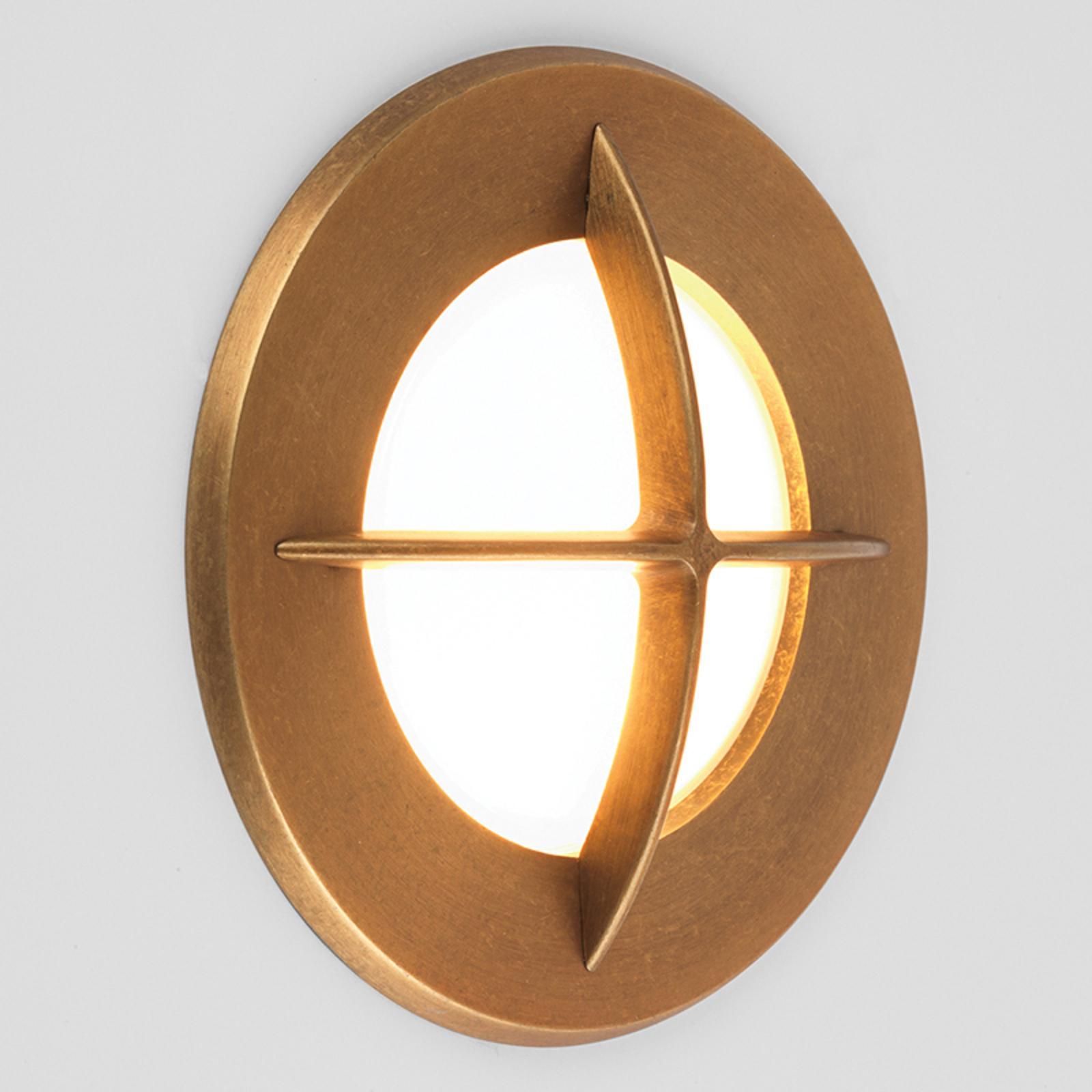 Astro Arran LED-inbyggnadslampa, rund