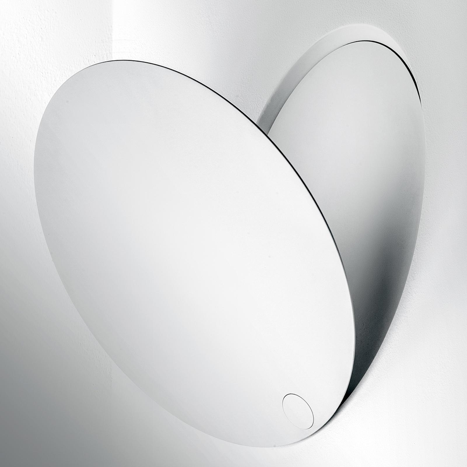 ICONE Caveau LED-Wandleuchte, 3.000 K, weiß