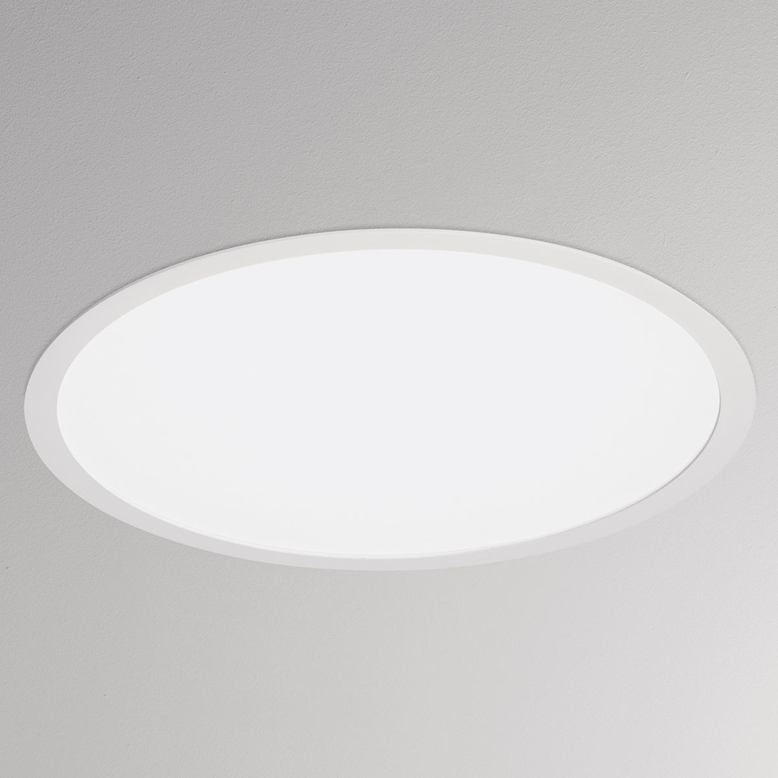 LED-Einbauleuchte Bado R, Ø 67 cm, 44 W, 3.000 K