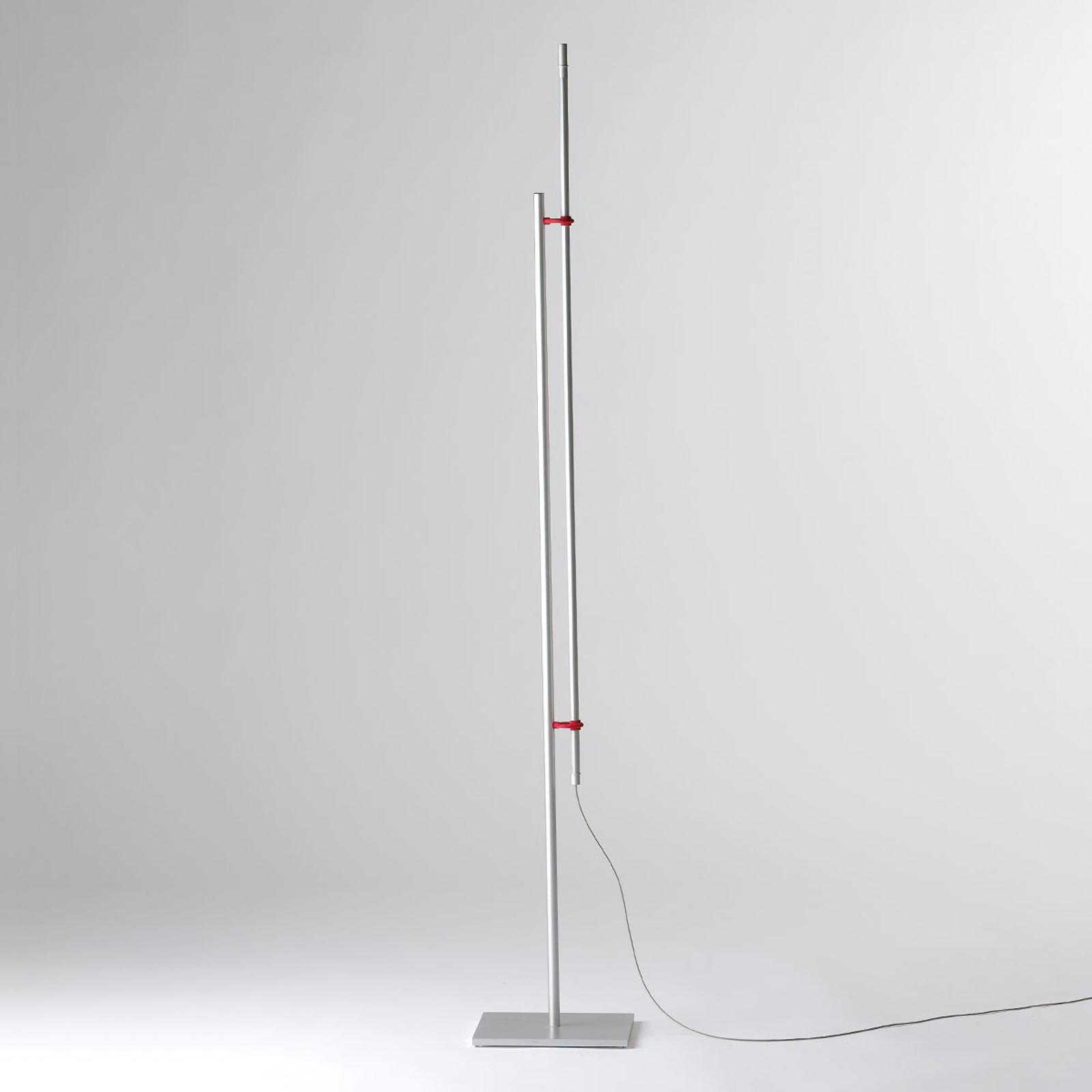Escale Slimline LED-gulvlampe