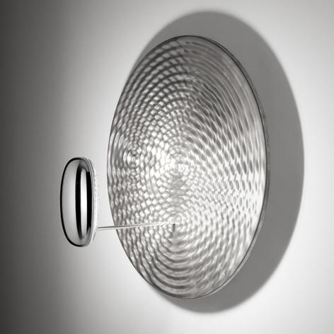LED-vägglampa Droplet Mini med LED, 2700K