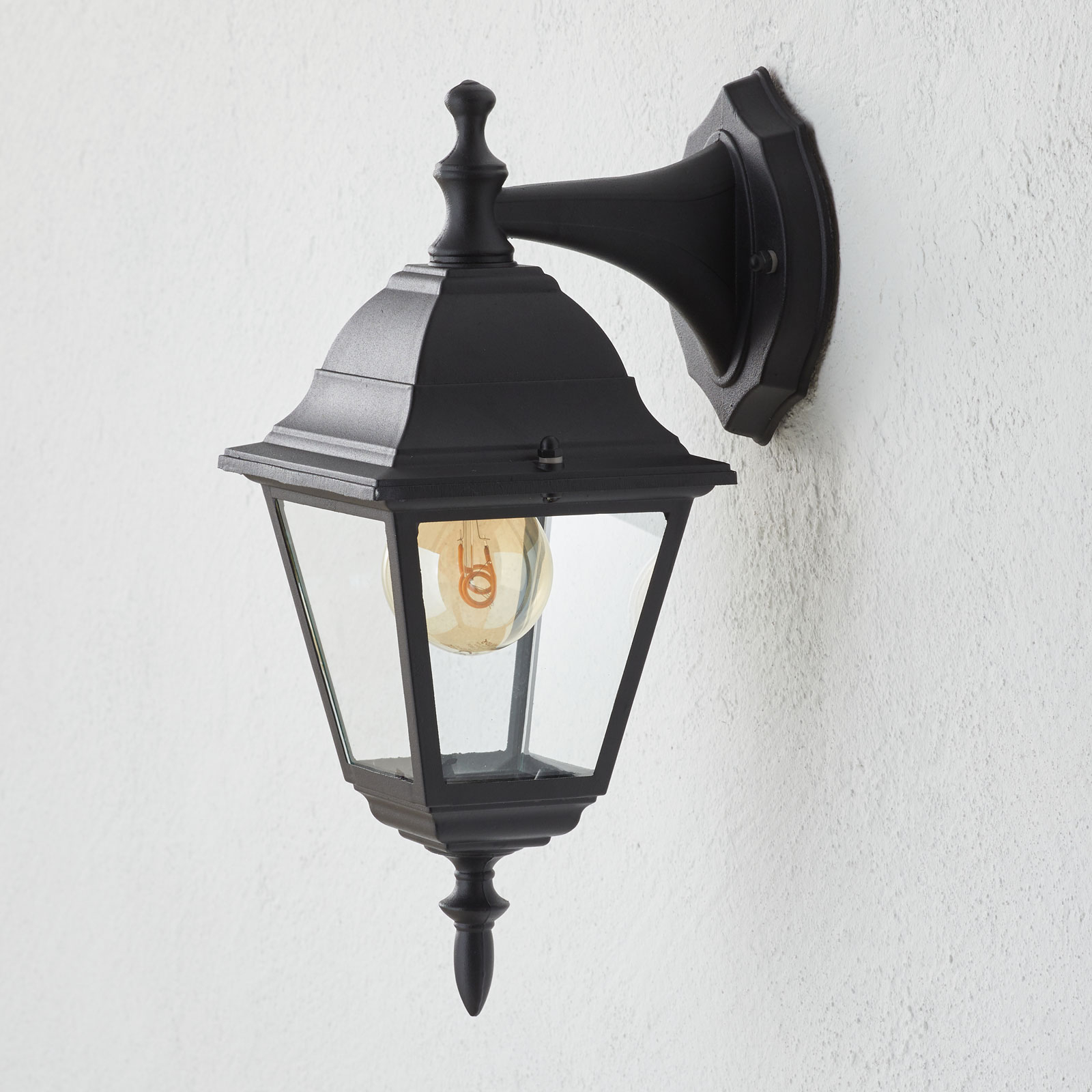 Unik Newport II udendørs væglampe