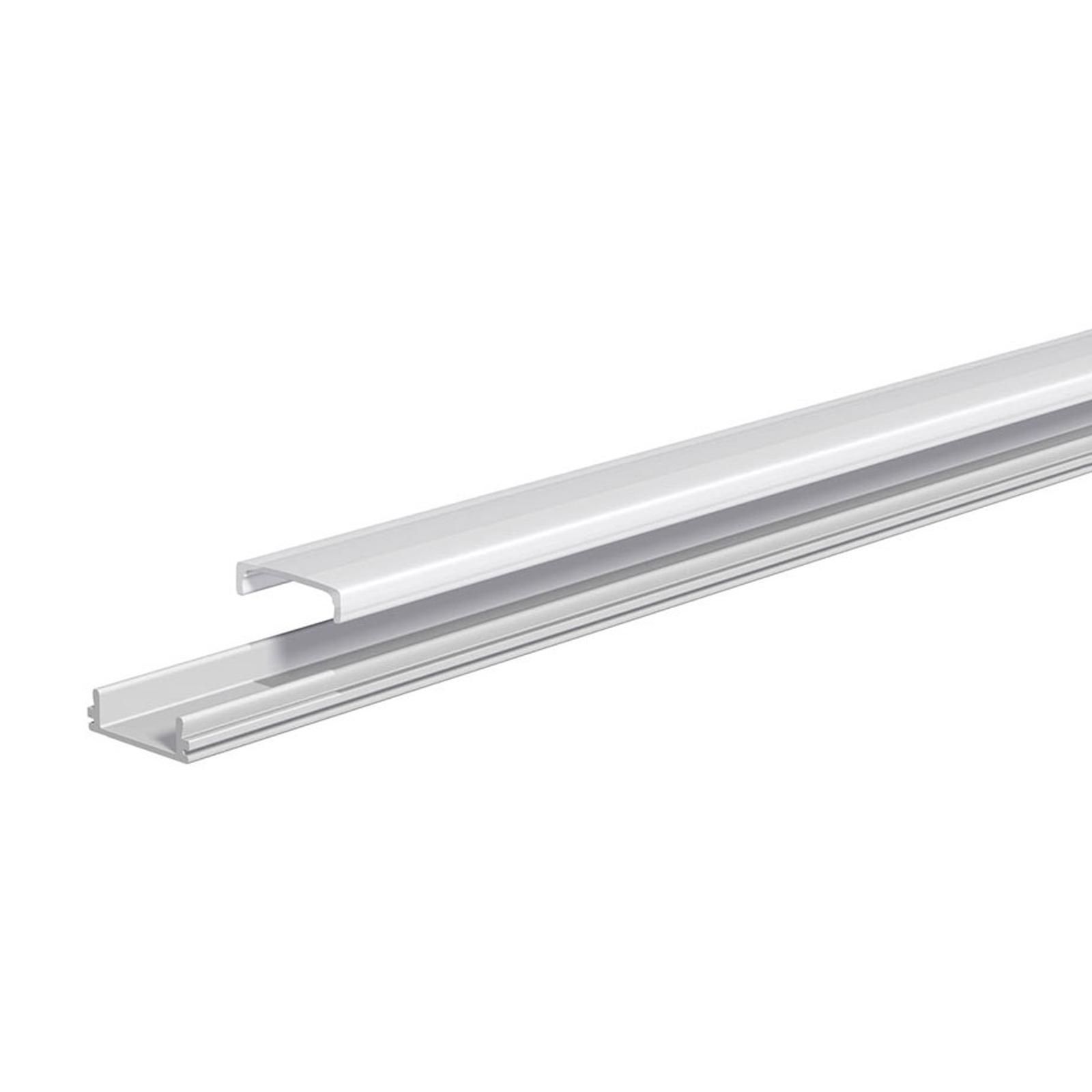 EVN APFLAT1 Alu-Profil 200cm U-Profil, flach