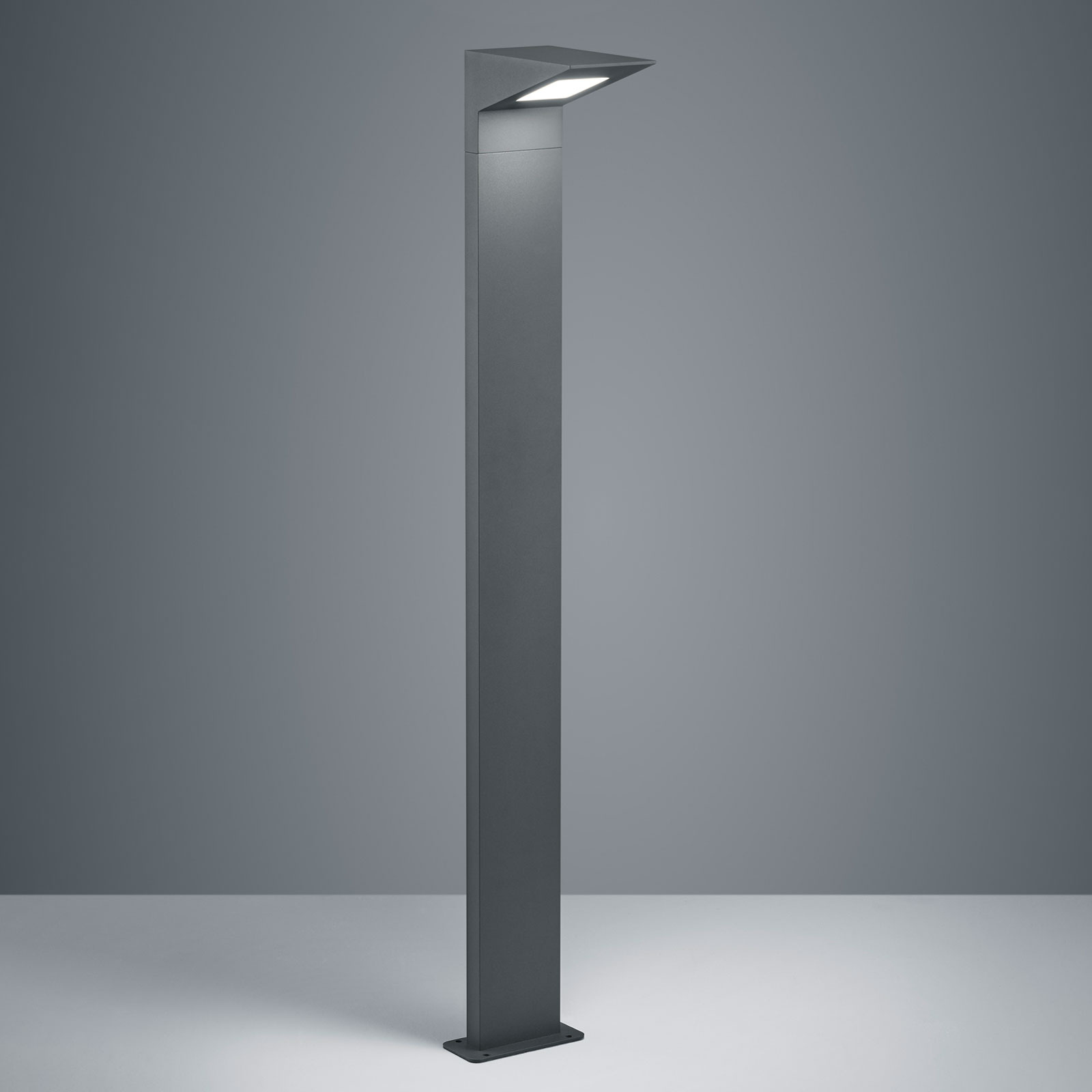 LED-Wegeleuchte Nelson, Höhe 100 cm