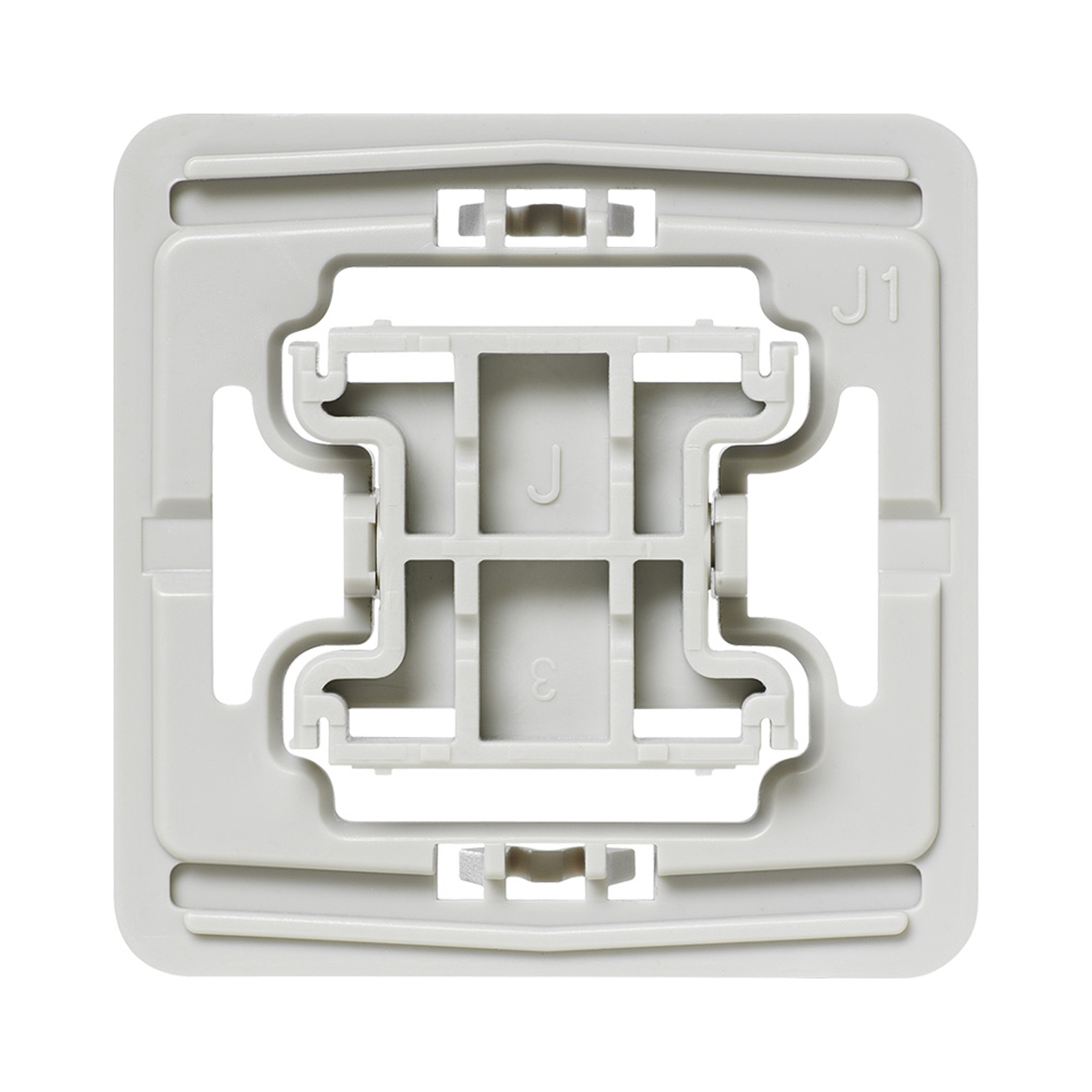 Homematic IP adaptador interruptor Jung J1 1x