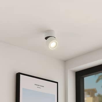 Arcchio Rotari spot sufitowy LED 1-punktowy, biały
