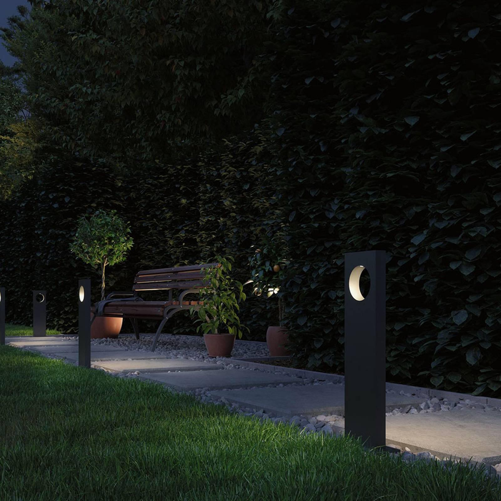 Paulmann Plug & Shine LED-Wegeleuchte Ivo