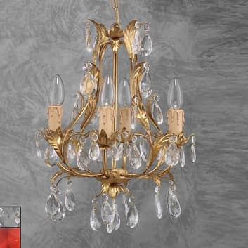 Eksklusiv PISA lysekrone i gull