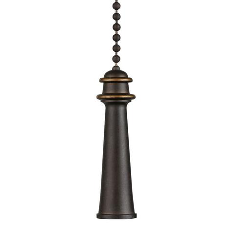 Westinghouse Pokal - bronzefarbene Zugkette