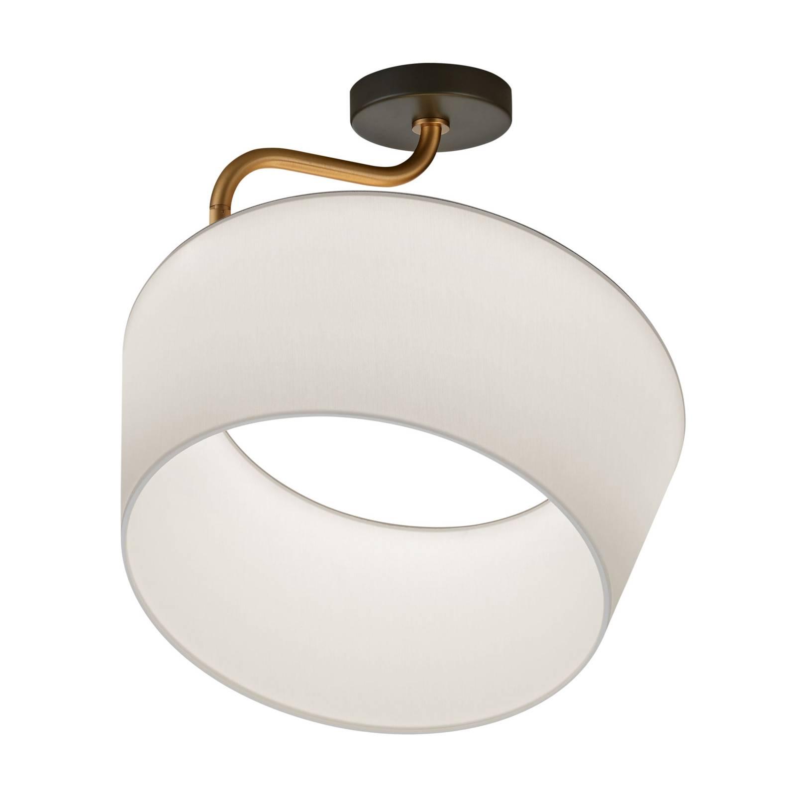 Baulmann 83.703 LED-Deckenleuchte, Chintz weiß