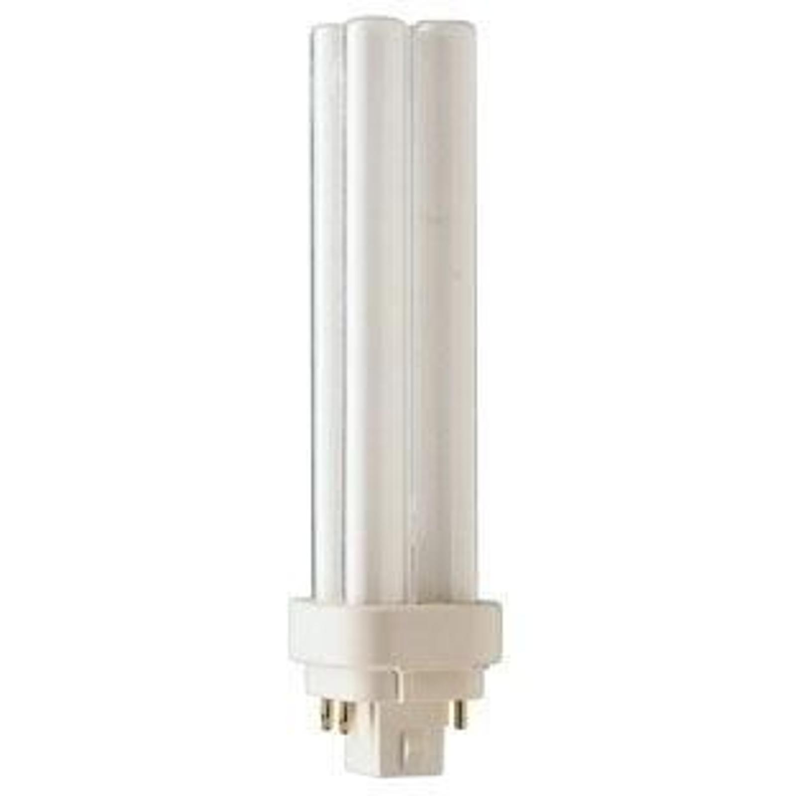 G24q 18W 840 kompakt lysstofrør Dulux D/E