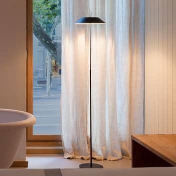Vibia Mayfair - stojací lampa LED, grafitově šedá