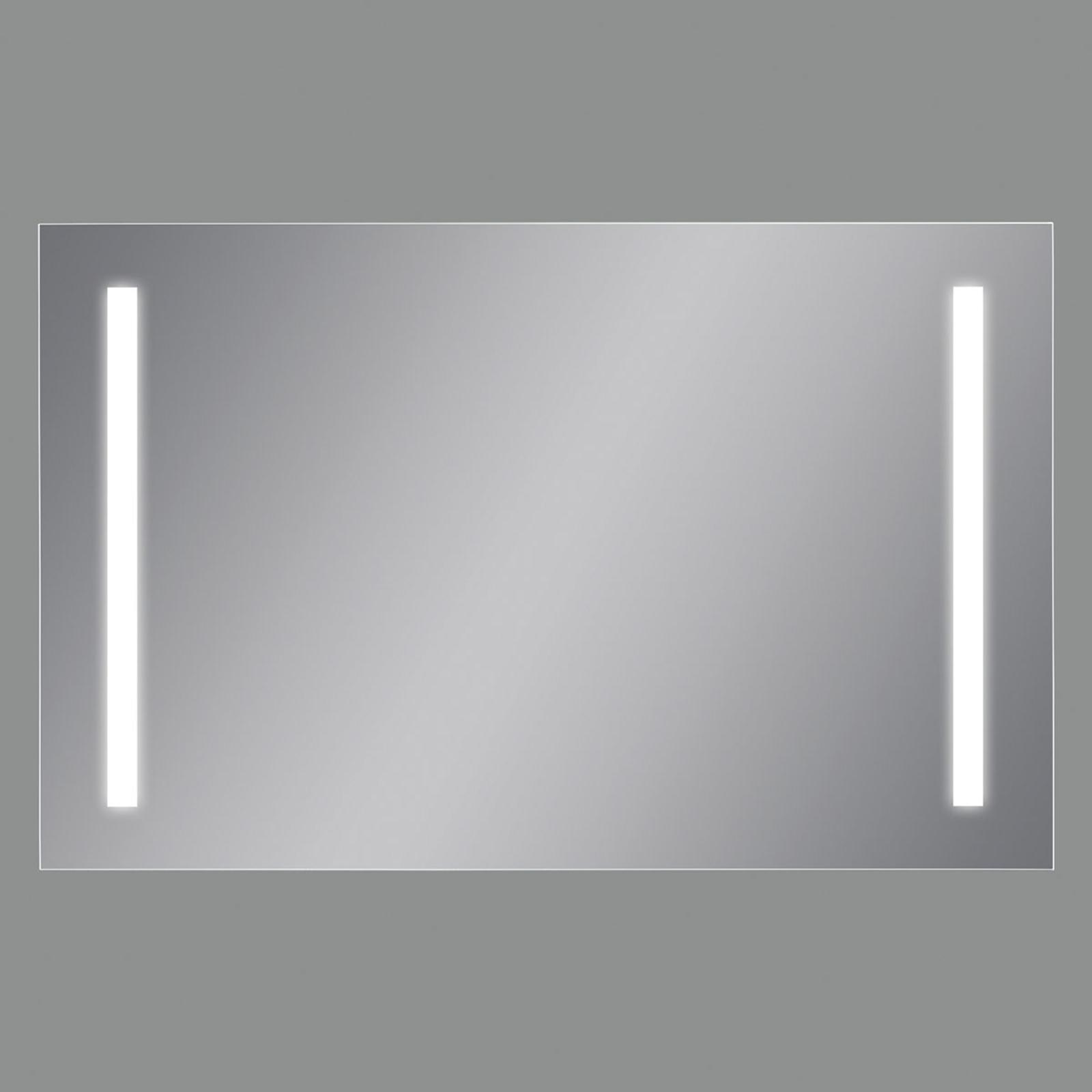 Miroir mural LED Jour, 52x72cm, 4000K