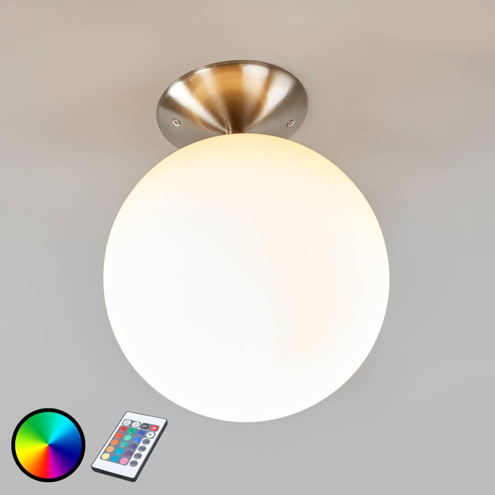 Lampa sufitowa Rondo-C LED RGBW