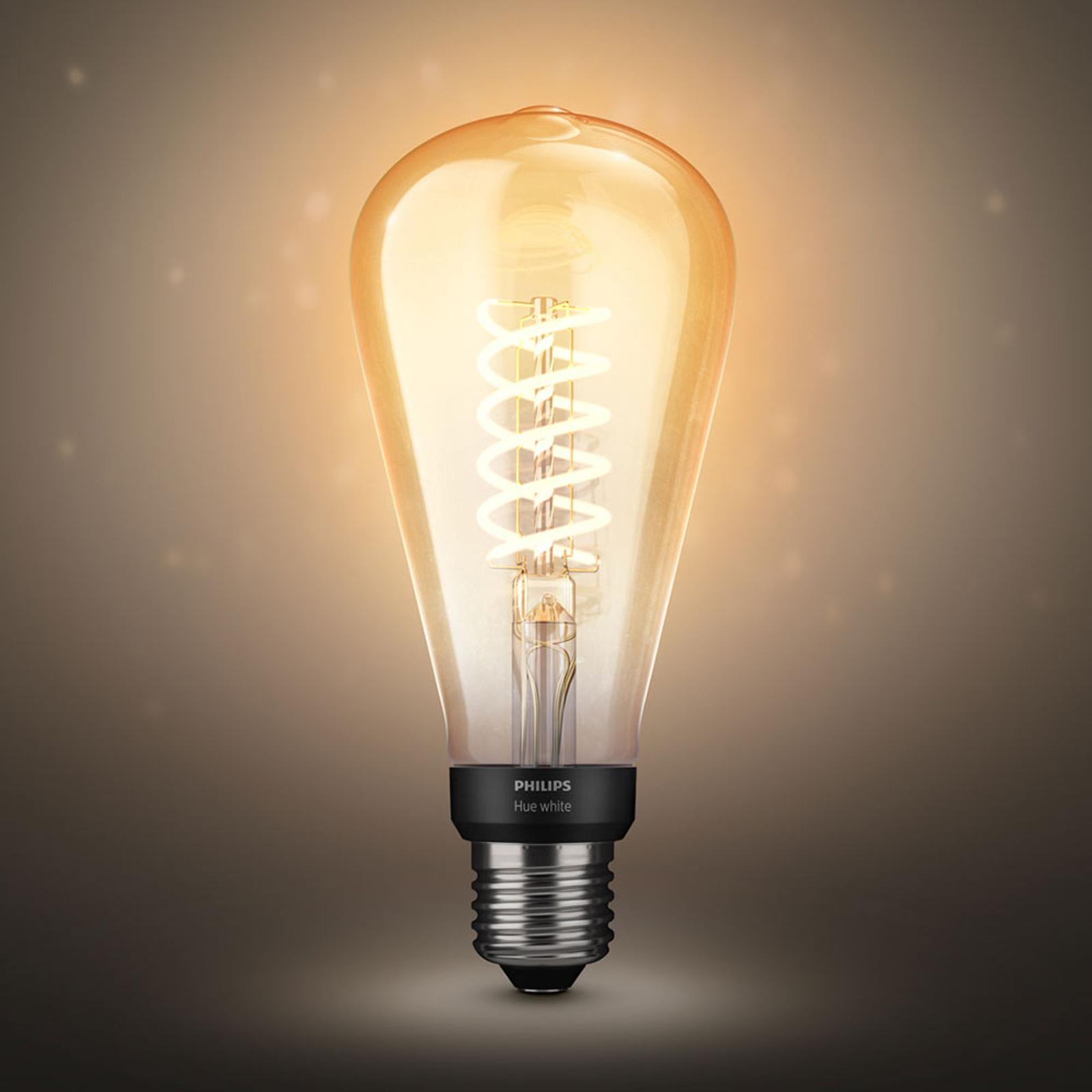 Philips Hue White Giant Filament-Lampe E27 7W