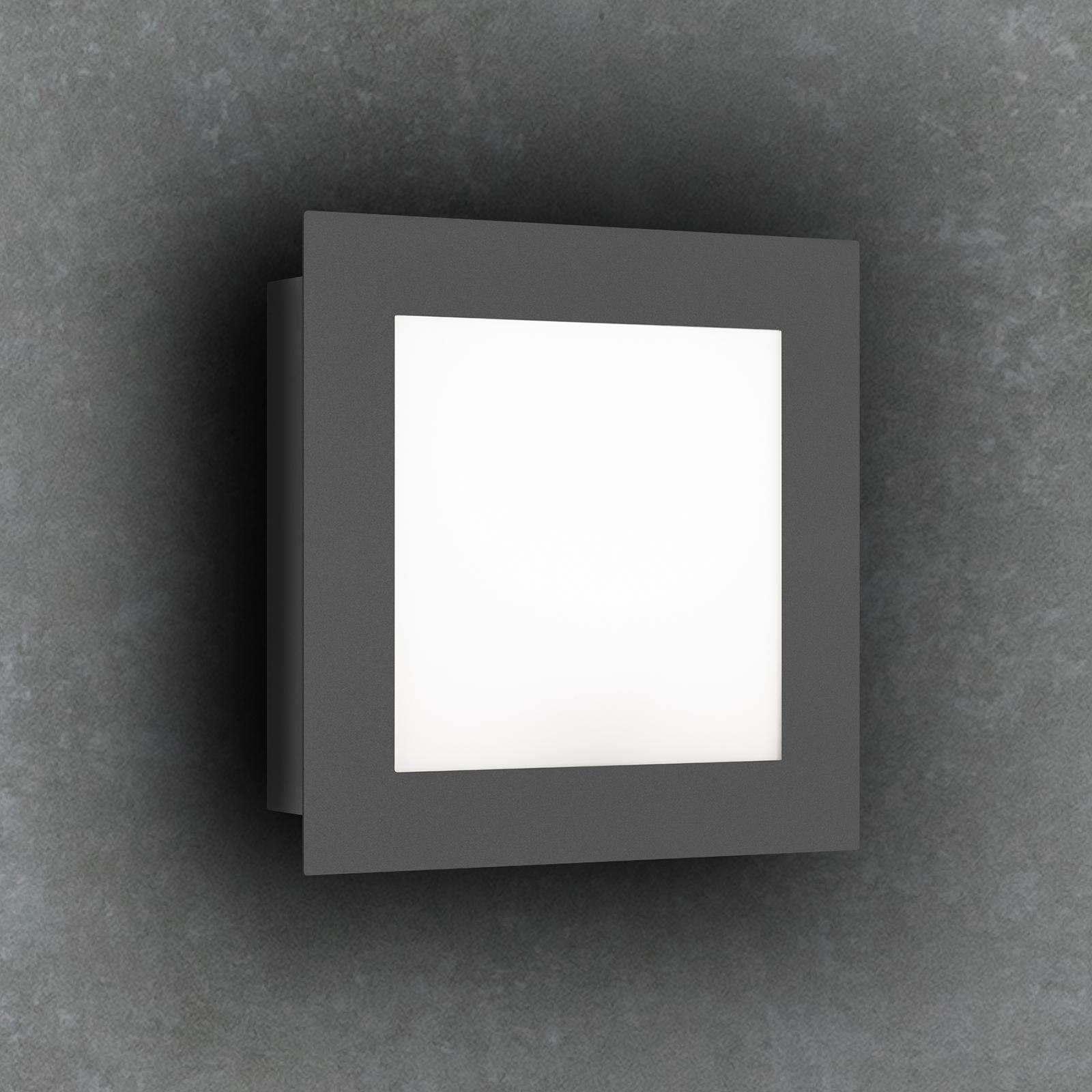 Applique d'extérieur LED 3007LED, graphite