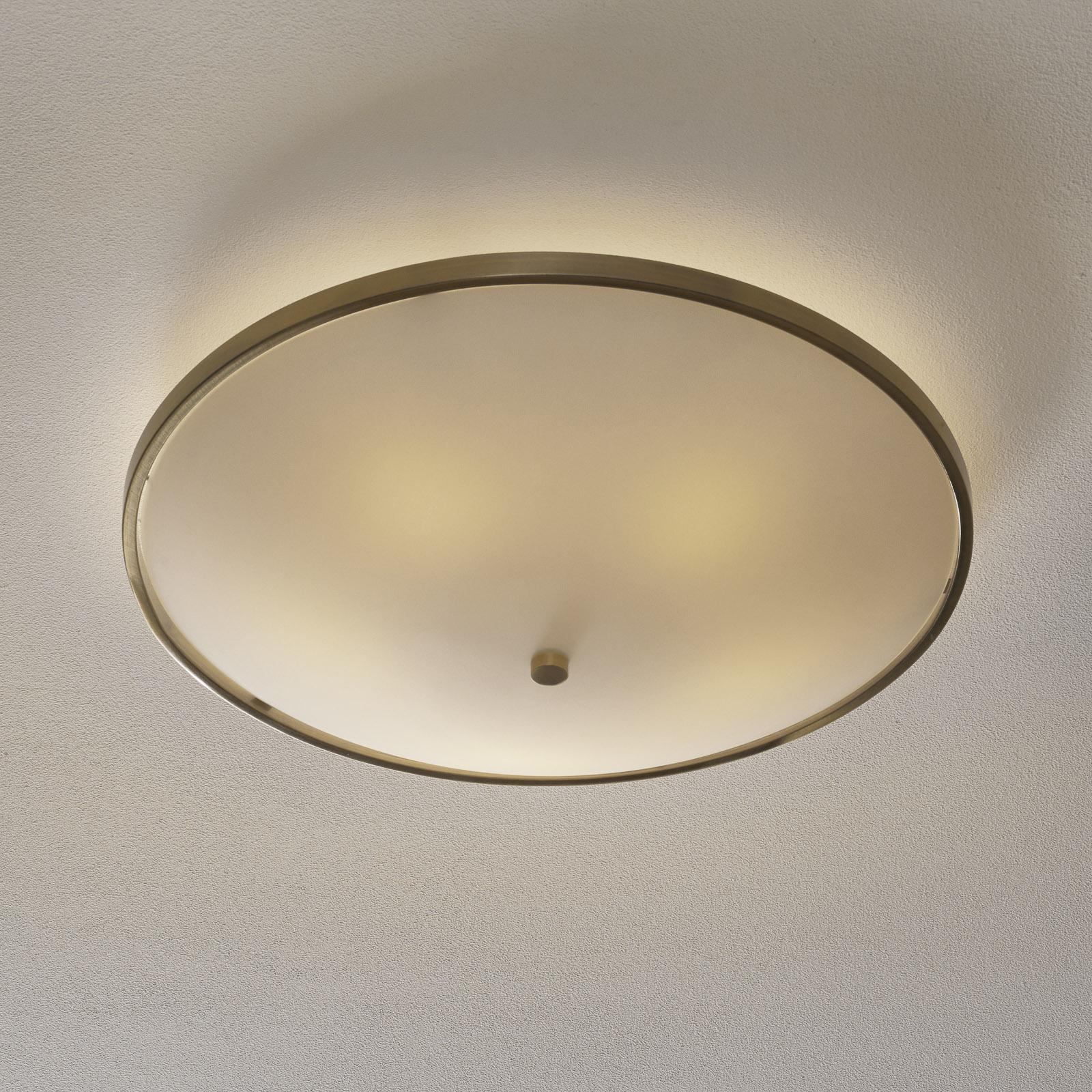 Délicat plafonnier TALYA, 56,5 cm