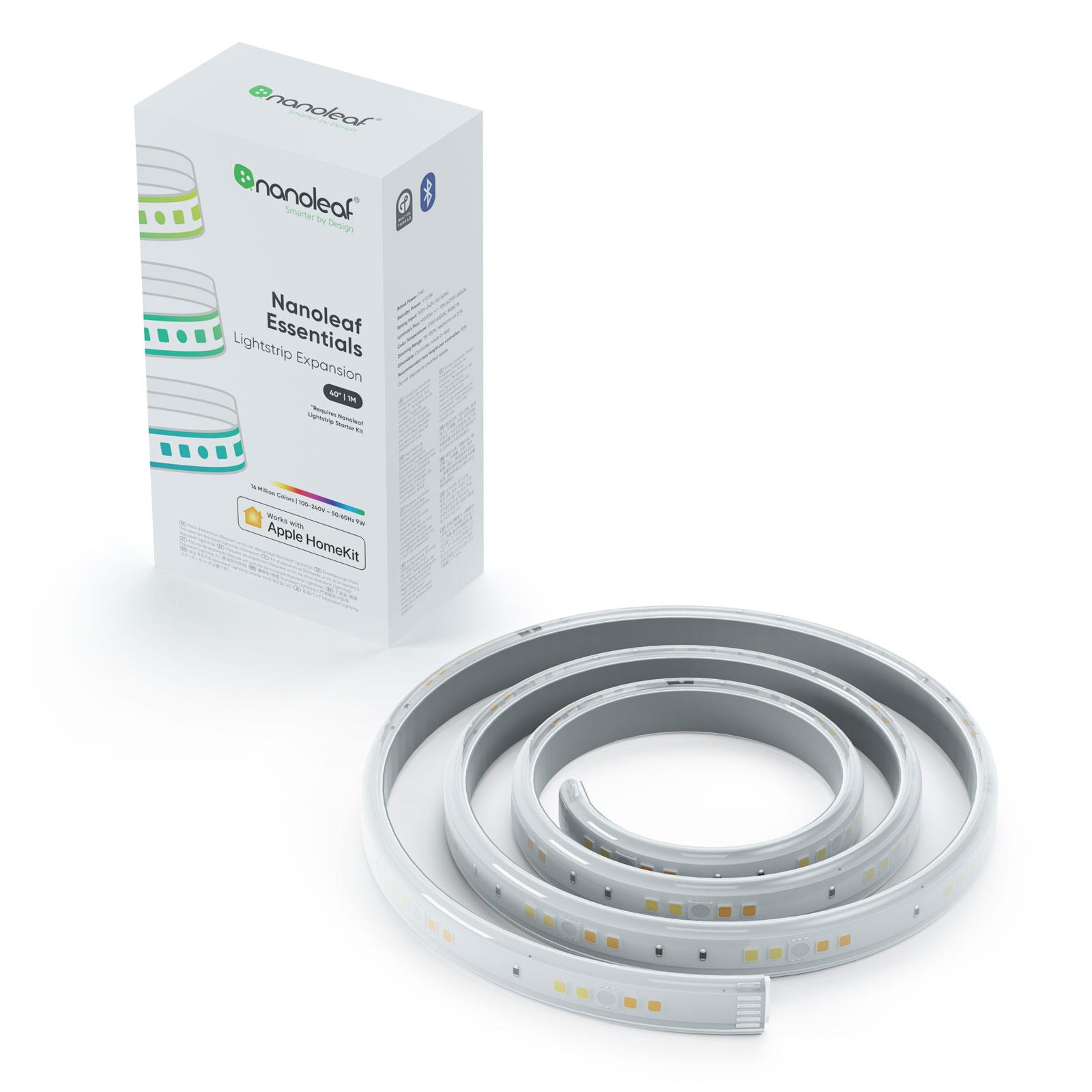 Nanoleaf Essentials LED Light Strip Erweiterung 1m