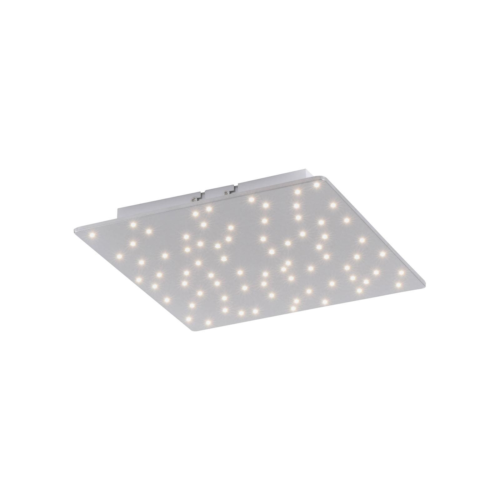 Lampa sufitowa LED Sparkle tunable white, 30x30 cm