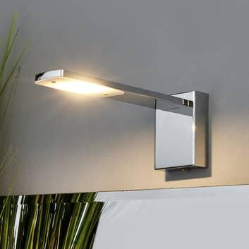 Esclusiva lampada per specchio a LED Tizian