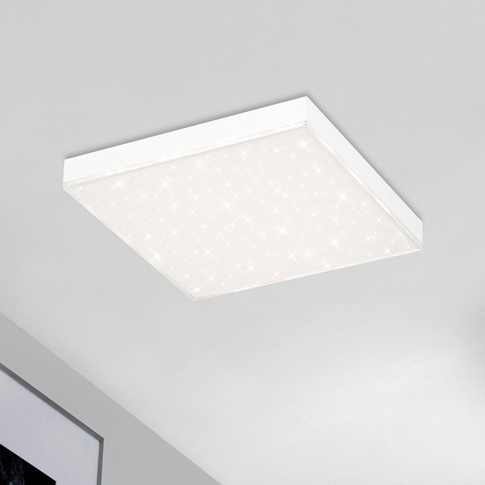 LED-stjernehimmel Frameless CCT, 30x30cm