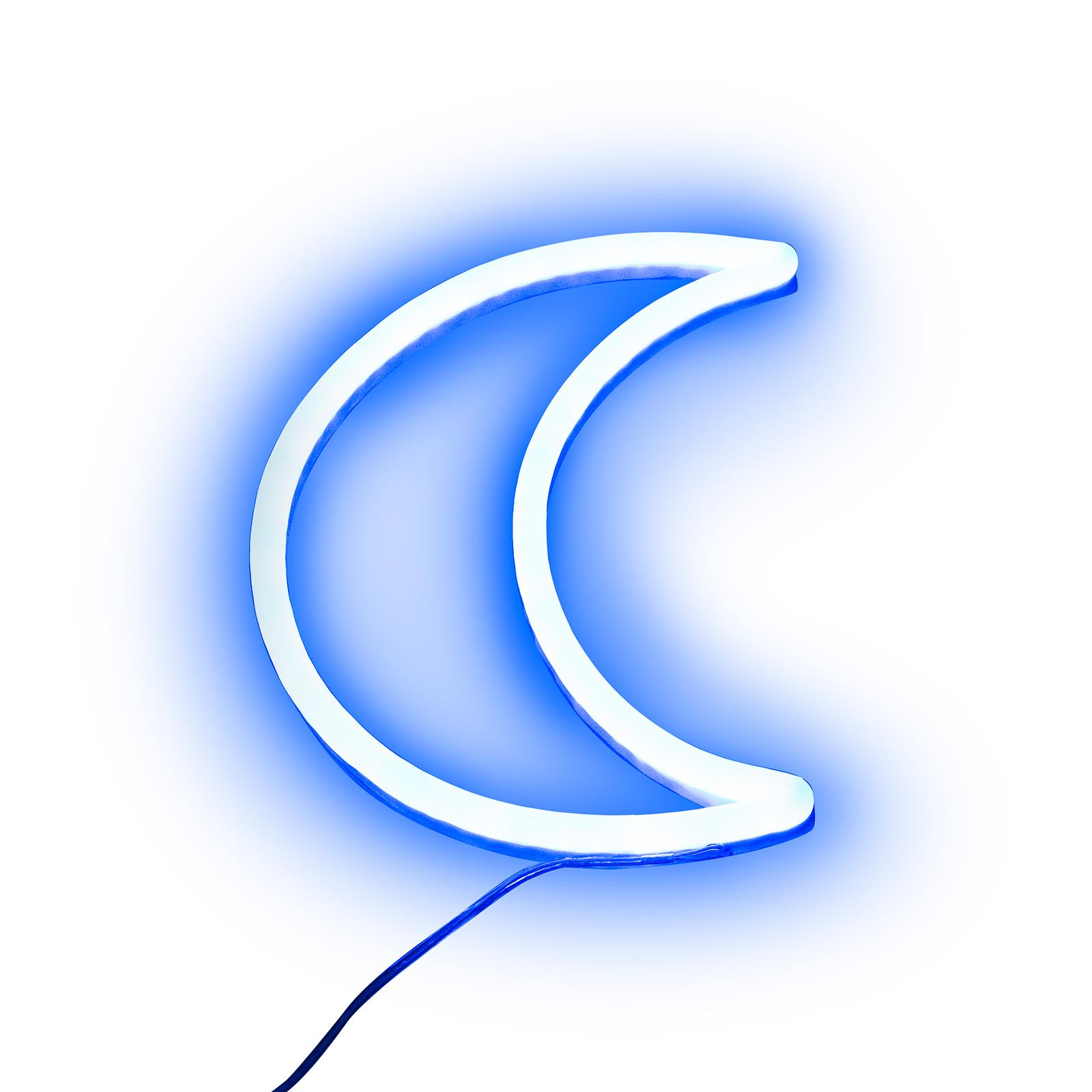 Acquista Lampada LED Neon con telecomando, a luna