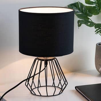 Pauleen Shiny Diamond bordlampe med bur-fot