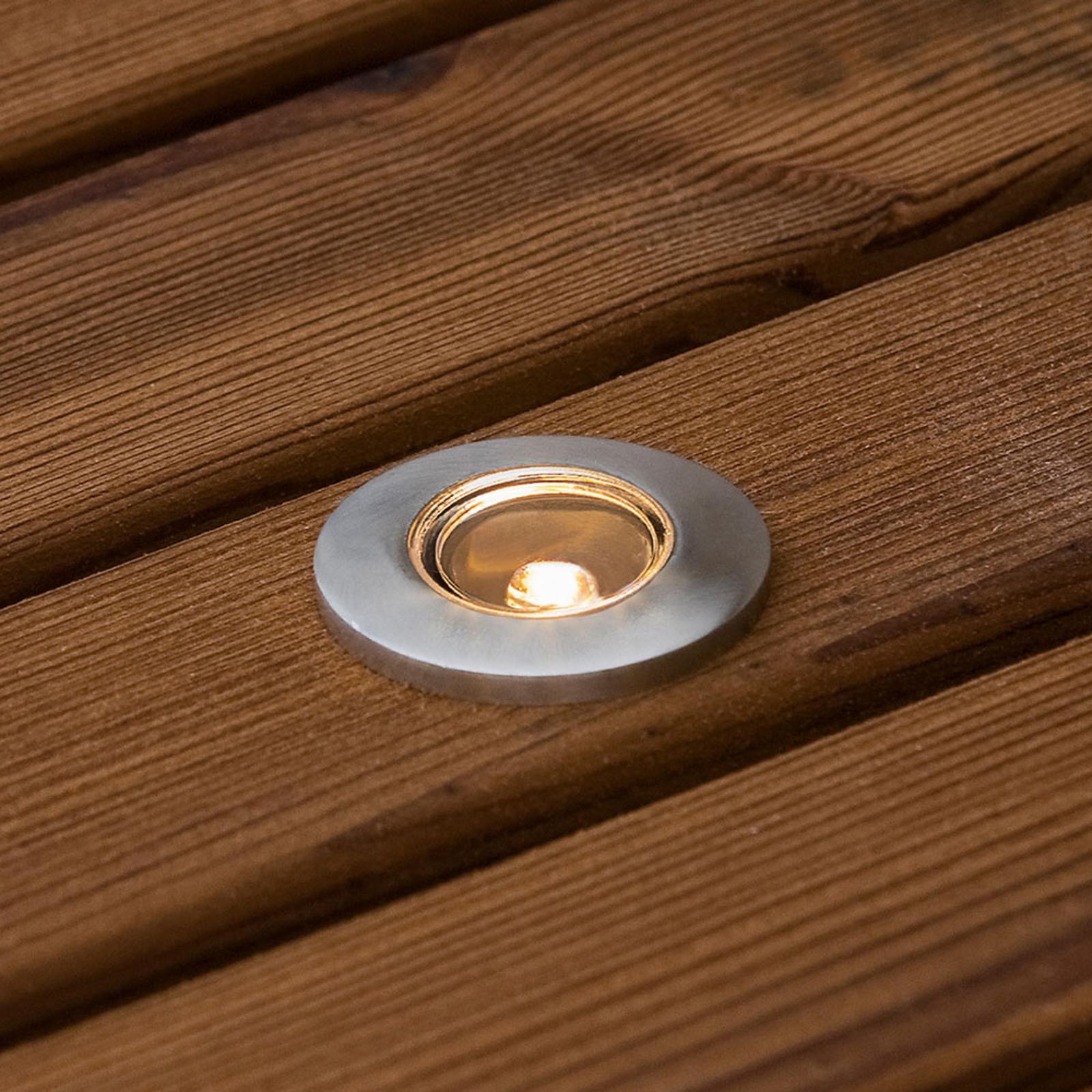 Reflektor podłogowy Mini 3 szt. rozszerzenie 3,5cm