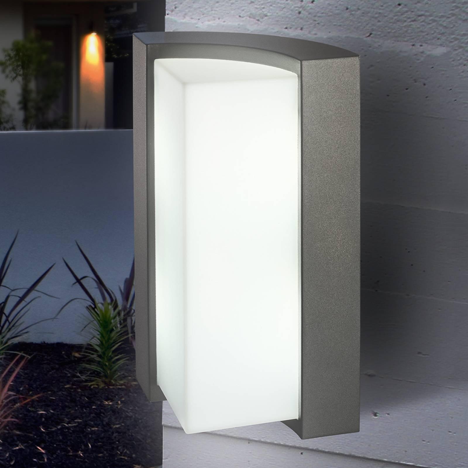 TIRANO moderne buitenwandlamp met leds
