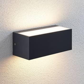 LED-ulkoseinävalaisin Nienke, IP65, 23 cm