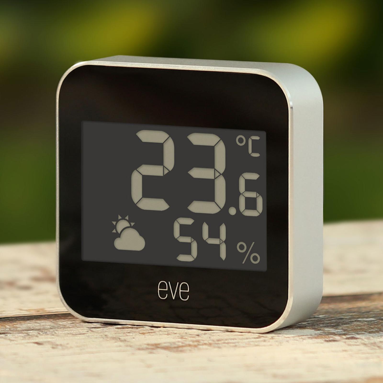 Eve Weather Smart Home estación clima, Thread