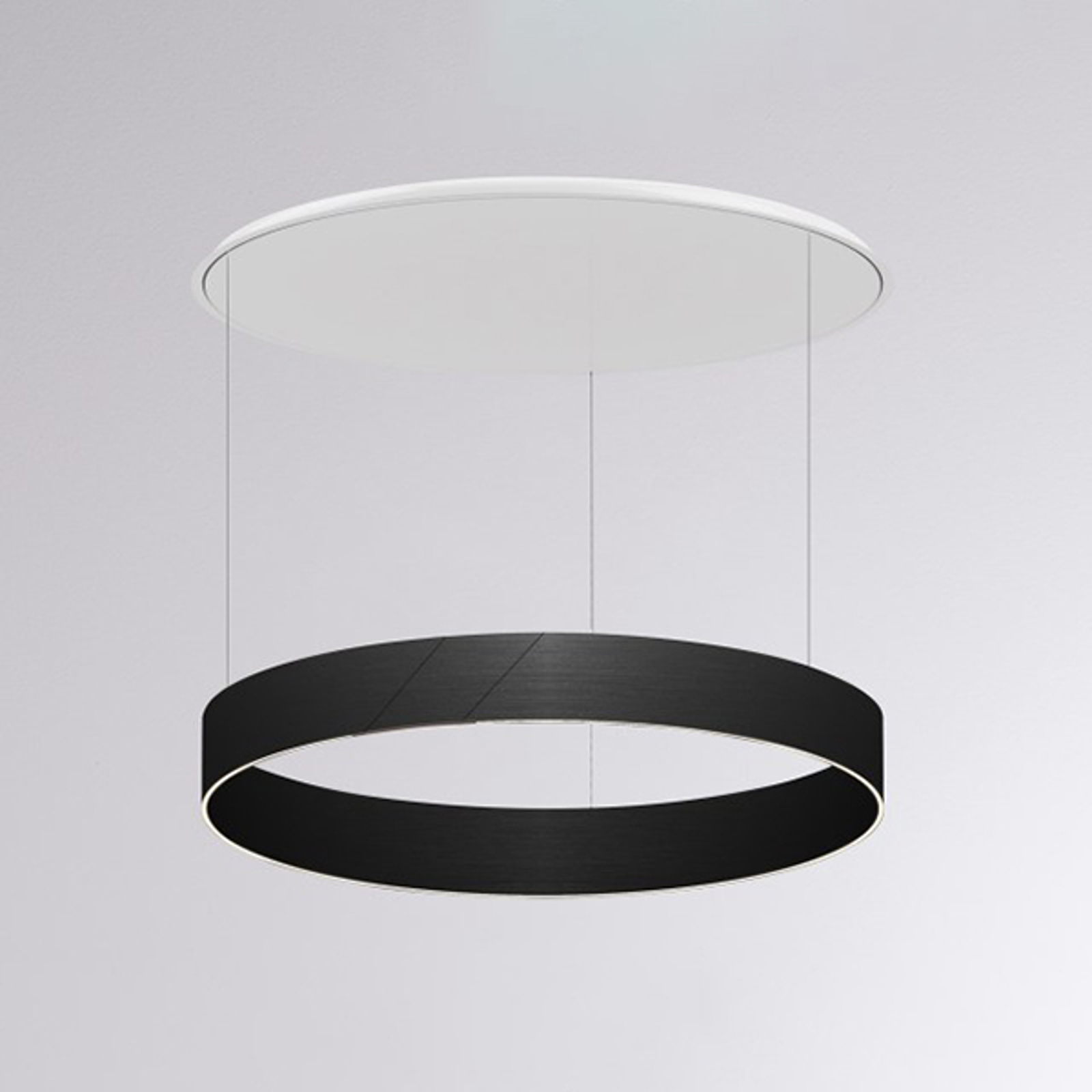 LED hanglamp After 8 Round DALI 2.700K zwart