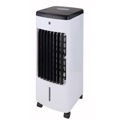 Turmventilator 0456 Kühlung, Rollen, Fernbedienung