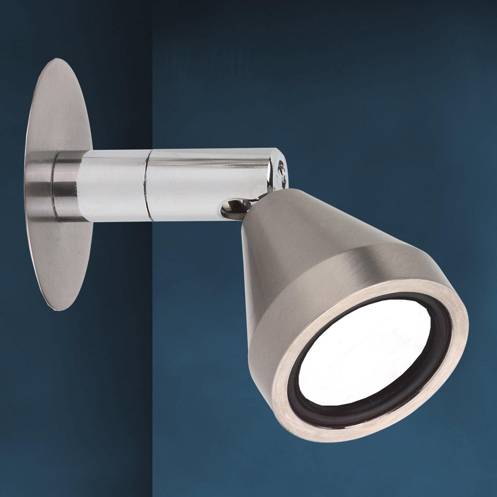 Kleine LED-wandspot MINI universeel wit