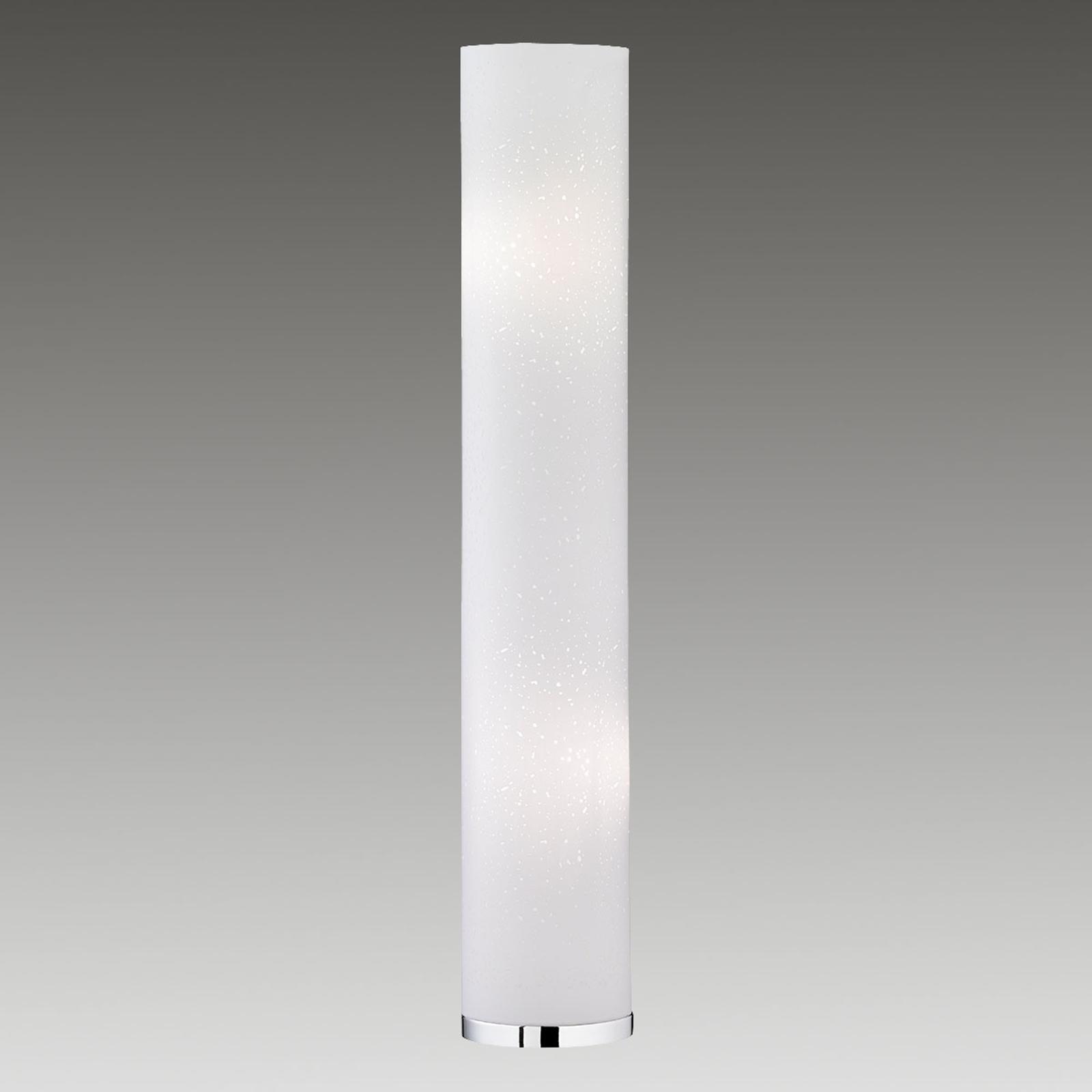 Produktové foto FISCHER & HONSEL Stojací lampa Thor, 110cm, vbílé barvě