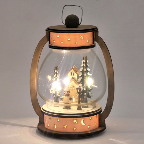 LED lantaarn Christmas