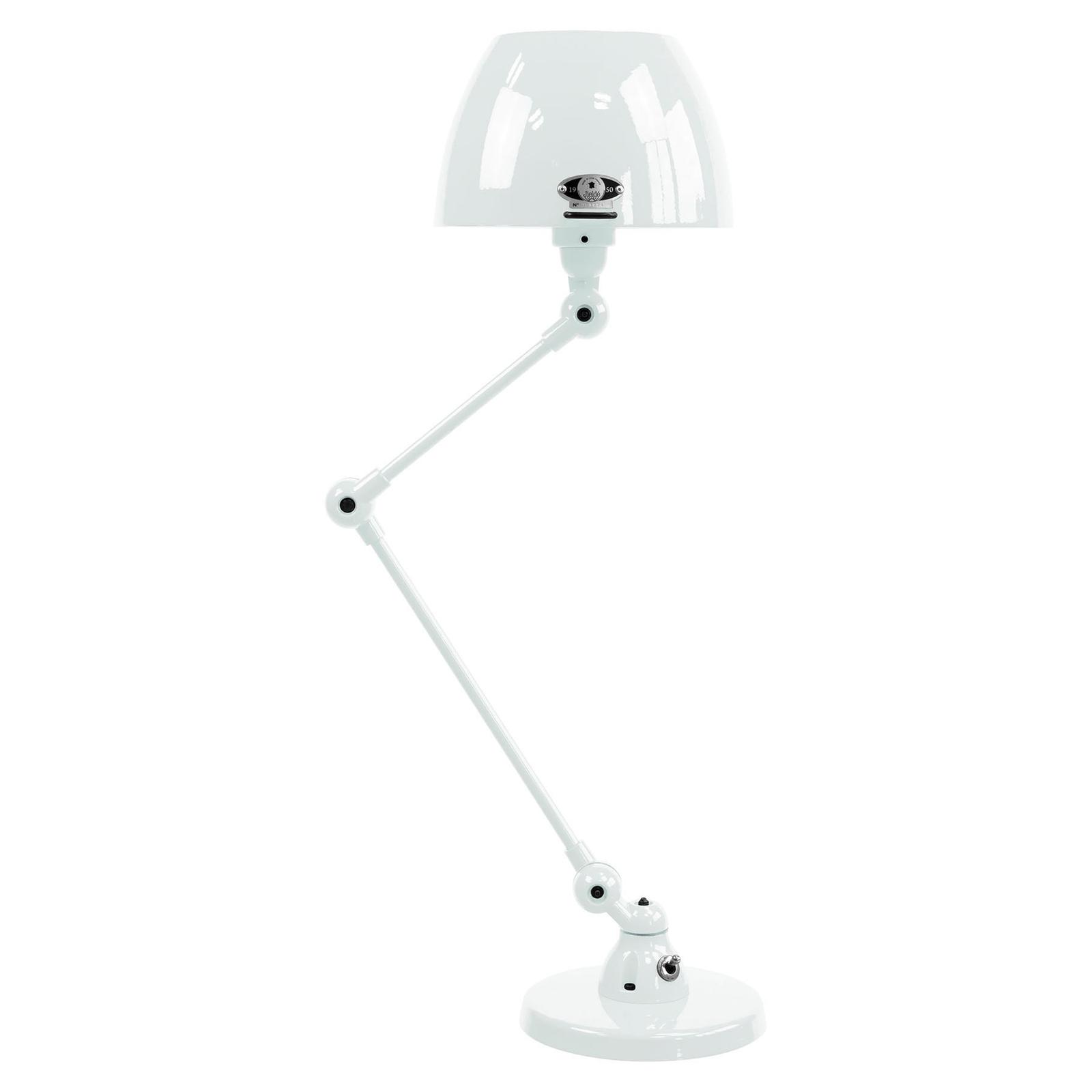 Jieldé Aicler AIC373 tafellamp, wit